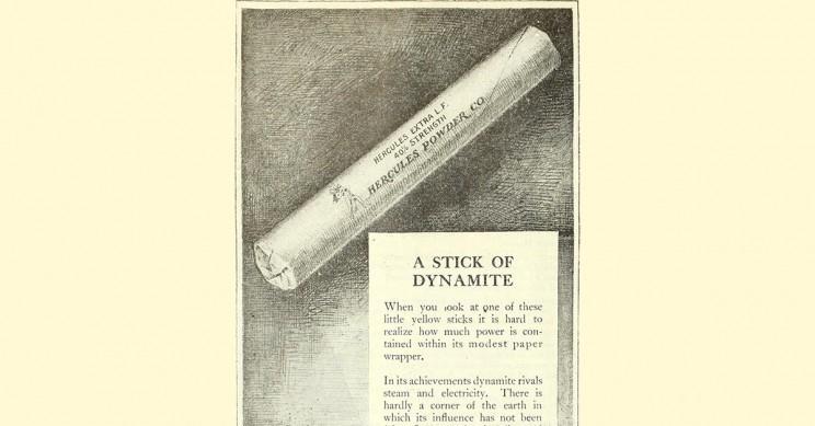 Dynamite Ad
