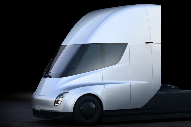 UPS Places a $25 Million Dollar Order for Tesla Semi Truck