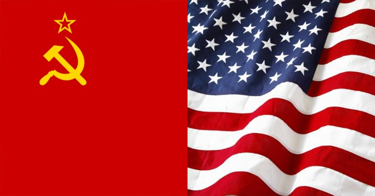 USSR USA