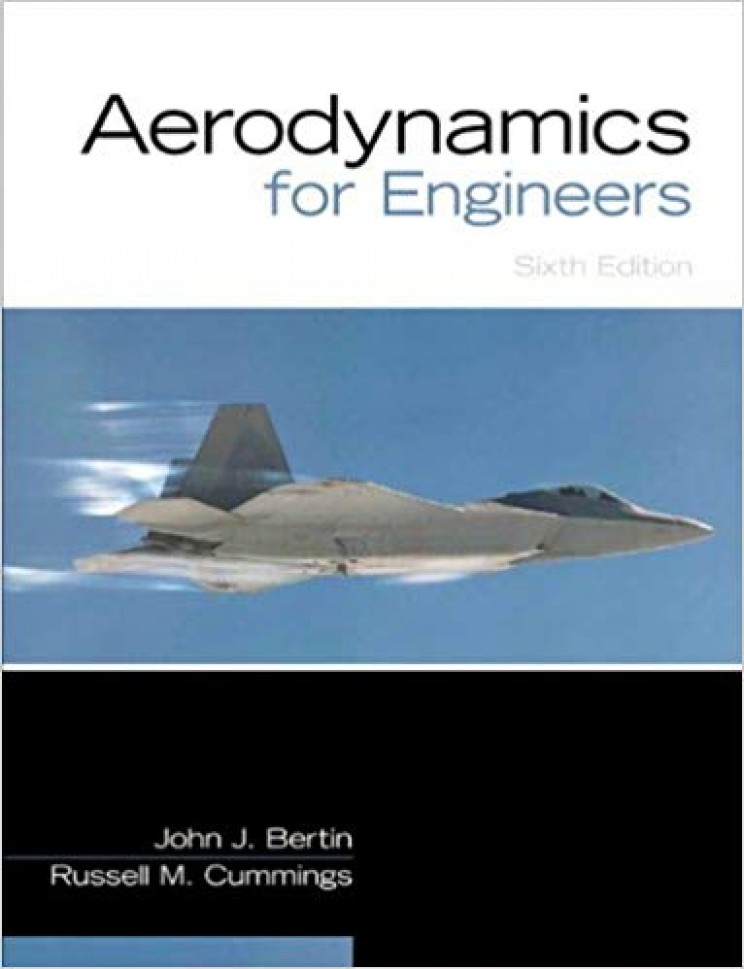 Aerodynamics for Engineers By Bertin JJ
