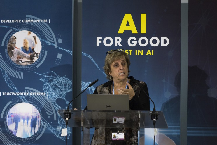 AI for Good Global Summit 2018