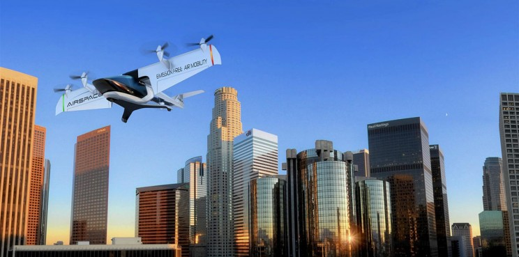 AirSpaceX Unveils Its Vision for Air Taxis with New Electric VTOL Aircraft