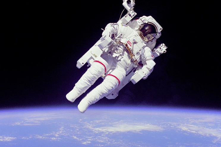 Future Spacesuits Could Have a 'Take-Me-Home' Button