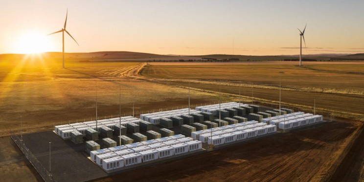Tesla Saves Major Coal Plant by Using Power of Massive Battery System