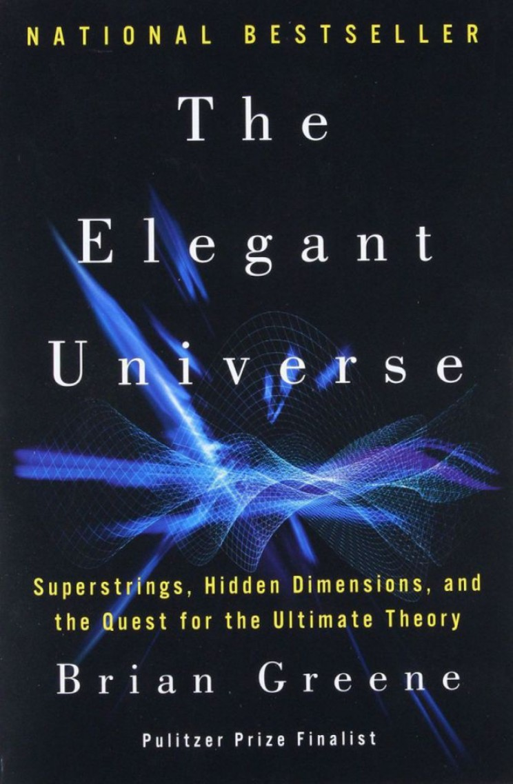 best science books The Elegant Universe