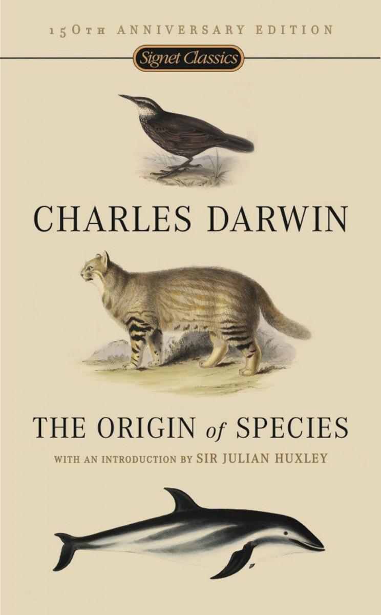best science books The Origin of Species