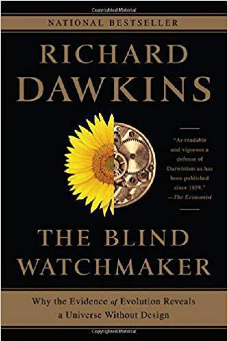best science books blind watchmaker