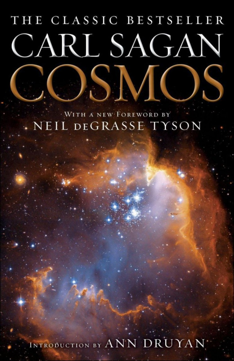 best science books cosmos