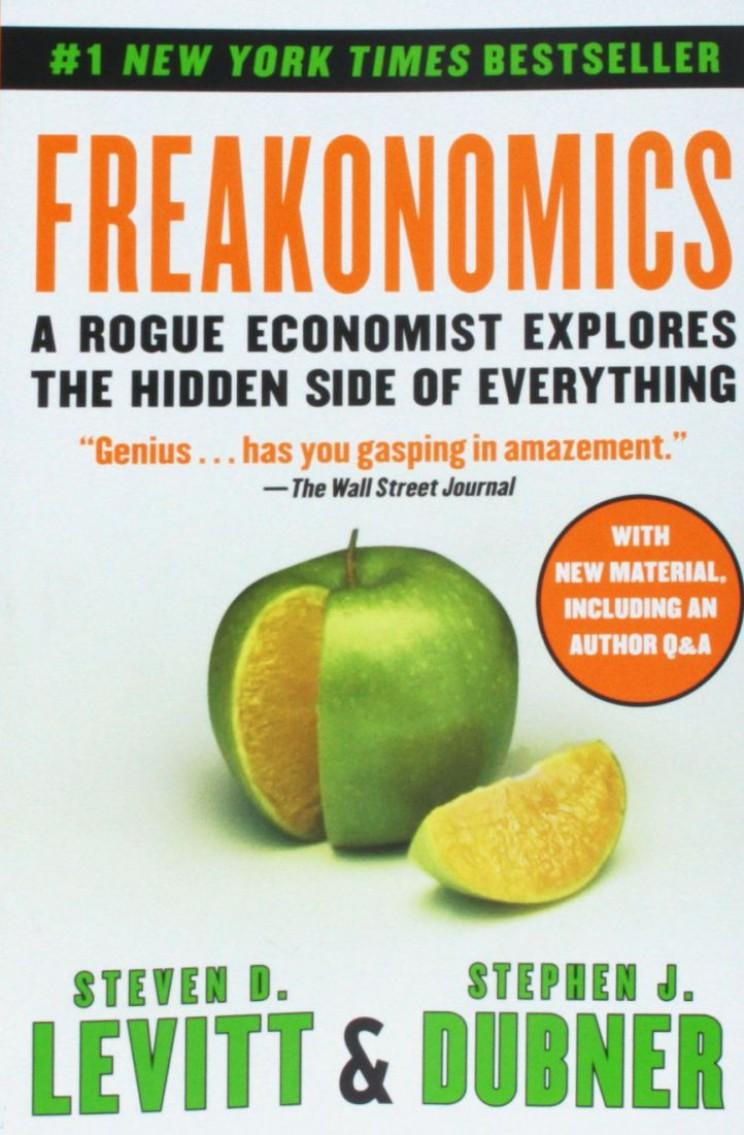best science books freakonomics