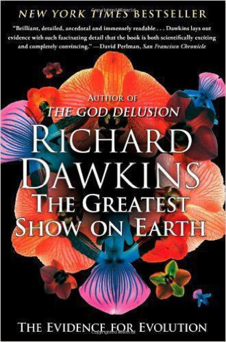 best science books greatest show