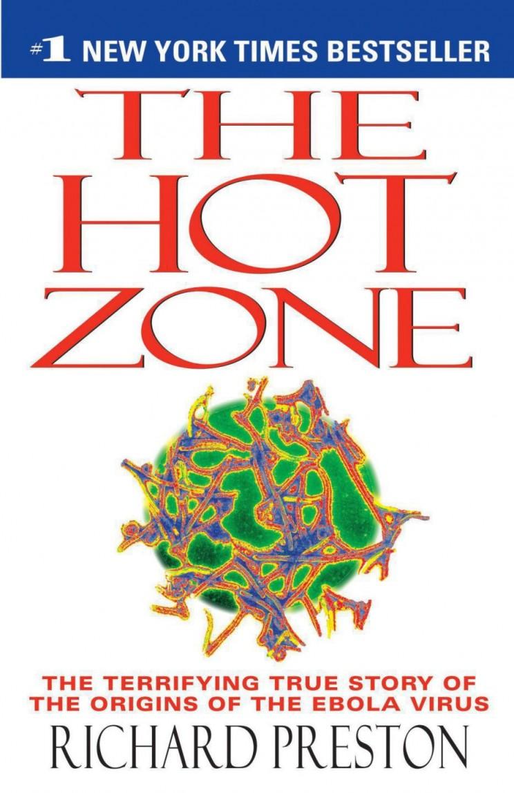 best science books hotzone