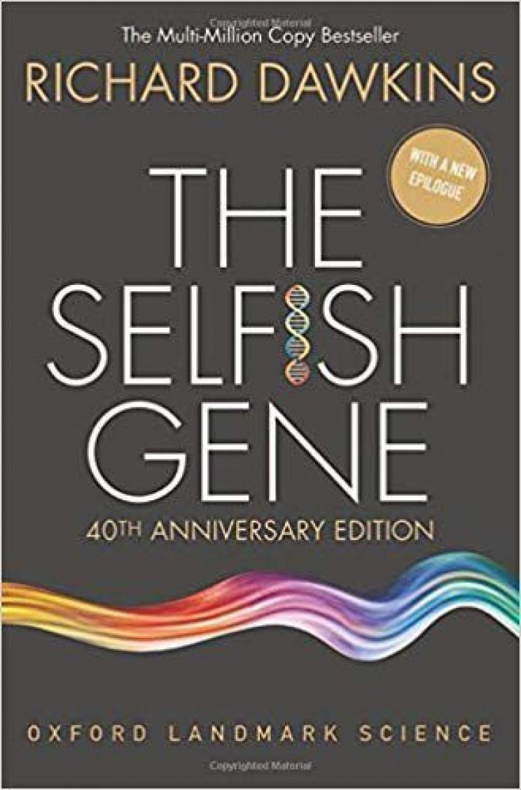best science books The Selfish Gene