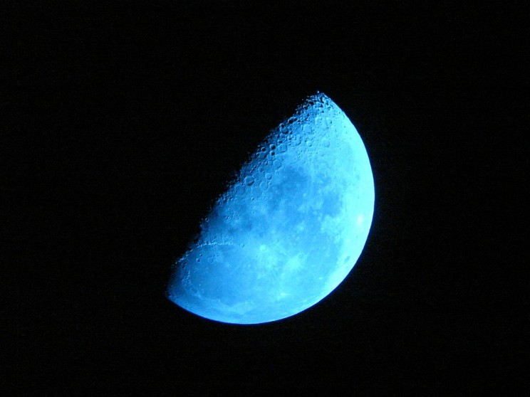 "The Reason Why We Say ""Once in a Blue Moon"""