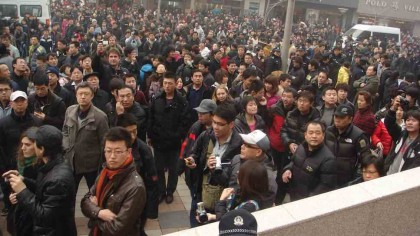 China Is Set to Implement a System of Ranking Its Citizens