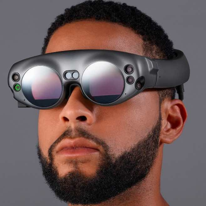 Magic Leap Finally Reveals Smart Glasses After Years of Speculation