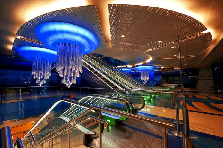 11 of the Most Beautiful Metro Stations Across the World