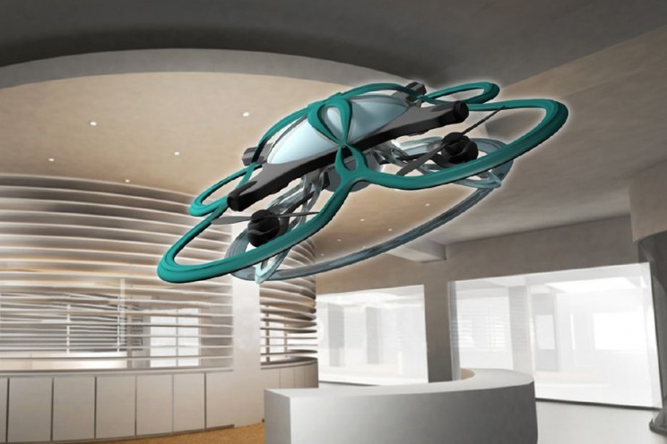 Japanese Firm Will Use Music Playing Drones to Send Overtime Employees Home