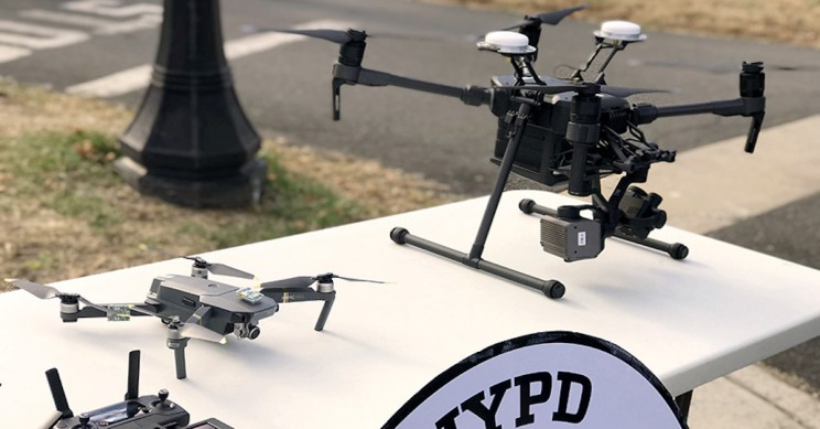 NYPD Adds 14 Drones to Crime Fighting Arsenal