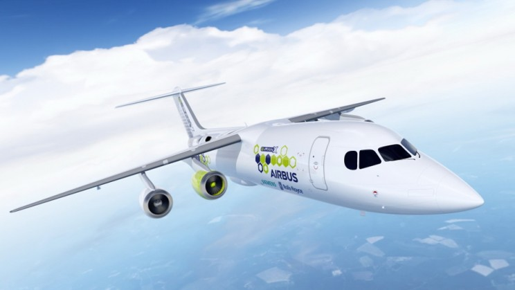 Airbus, Siemens and Rolls-Royce Join Forces to Build a Hybrid Electric Aircraft