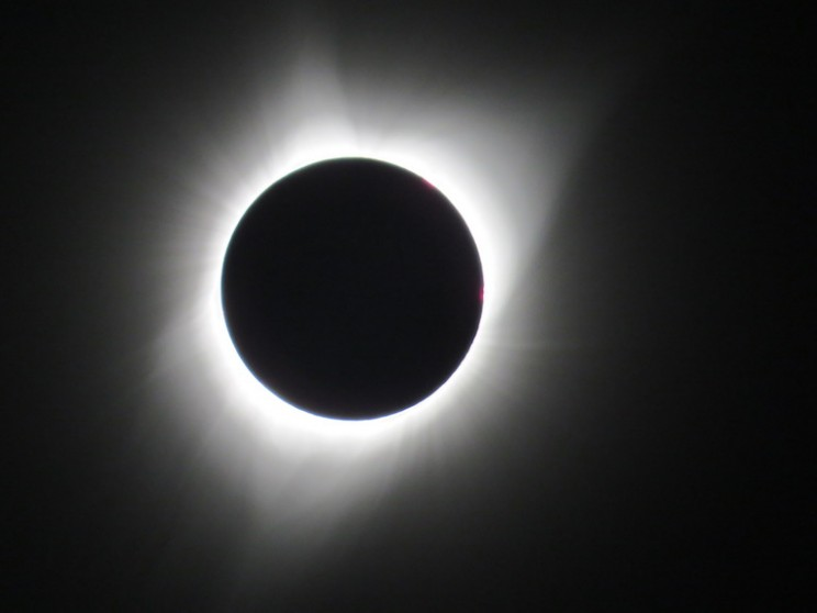 The Solar Eclipse Burnt Its Imprint on This Woman's Retina