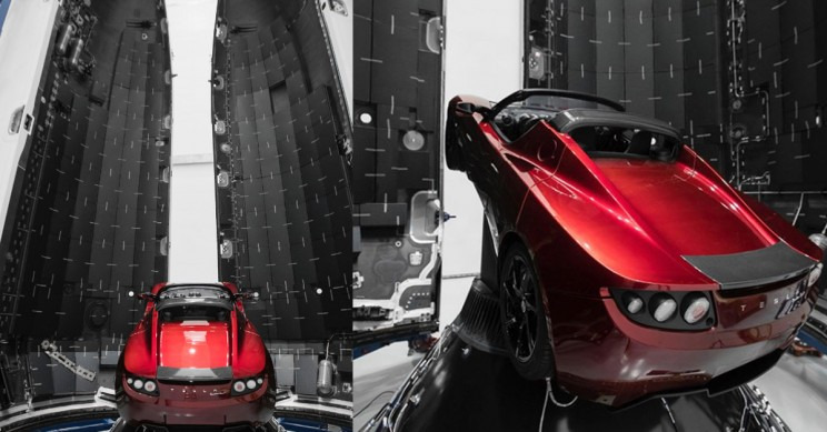 Elon Musk Really is Sending a Roadster to the Red Planet