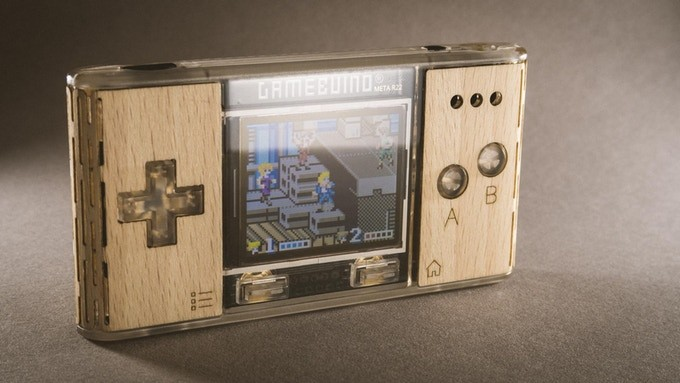 This Pocket-Sized Console Allows You to Create and Play Your Favorite Retro Games