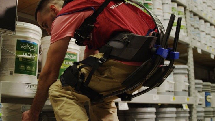 Exoskeletons Help Workers Stay Safe and Fight Fatigue