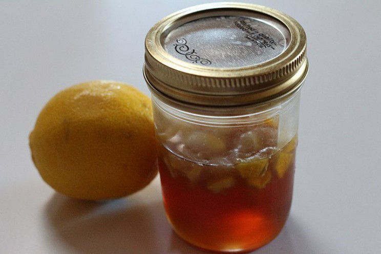 home remedies honey and lemon