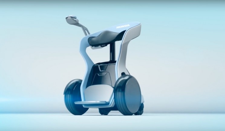 Honda Will Unveil 4 New Robots at This Year's CES