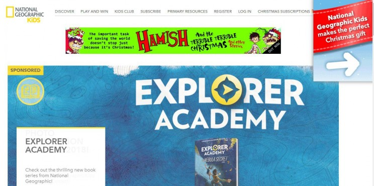 interactive science websites natgeokids