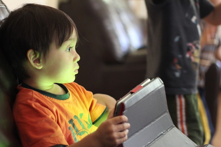 Impact of Virtual Screen on Child