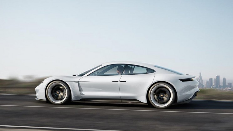 Porsche's Mission E Will Change the Game for Electric Sports Cars