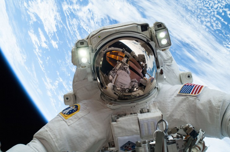 Try Answering This Question to See If You Could Become an Astronaut