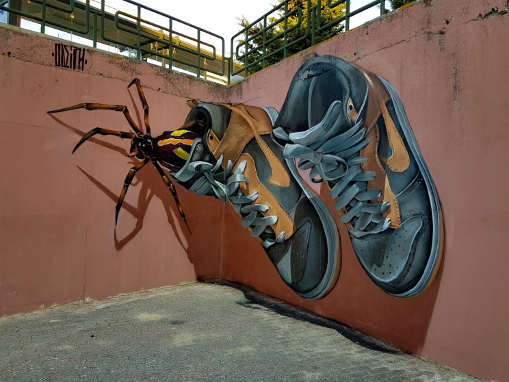 25 Amazing Images Of 3d Street Art