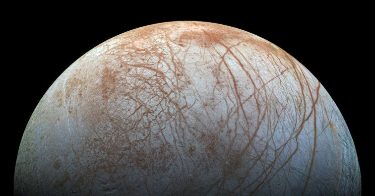 Nuclear Powered Drilling Bot to Look for Life on Europa