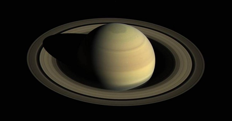 Saturn's Rings Are Disappearing According to NASA