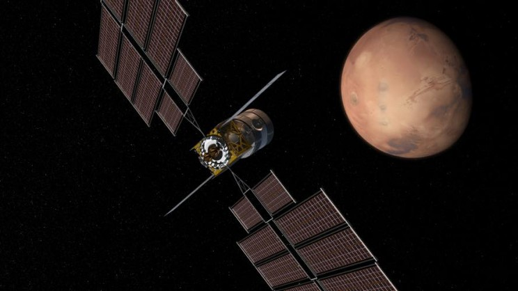 Boeing Wants to Beat SpaceX to Mars, Elon Musk Says Challenge Accepted