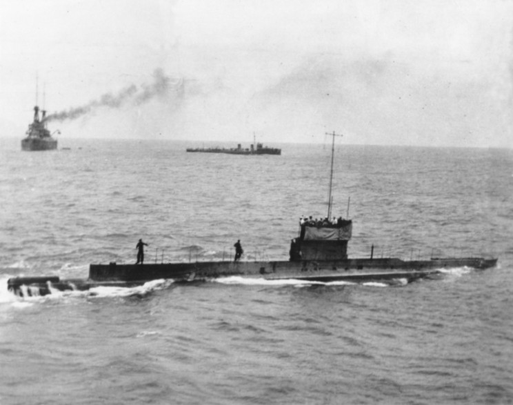 Sunken Australian WWI Submarine Found After 103 Years of Mystery