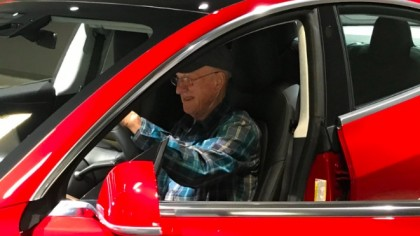 Tesla Delivered This Dying Man's Model 3 Early to Fulfill His Bucket List