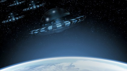 12 Unidentified Flying Object Sightings from the Last Decade