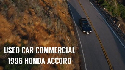 Car Commercial Parody for Used Honda 1996 Racks up 40 Times the Asking Price