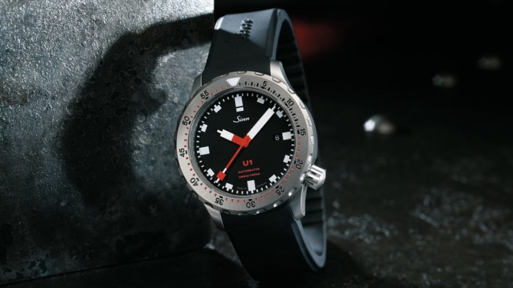 watches for engineers Sinn U1