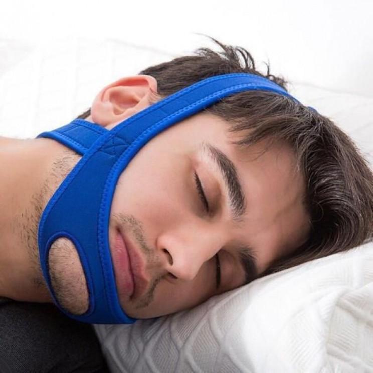 weird sleep gadgets Anti-Snoring Triangle
