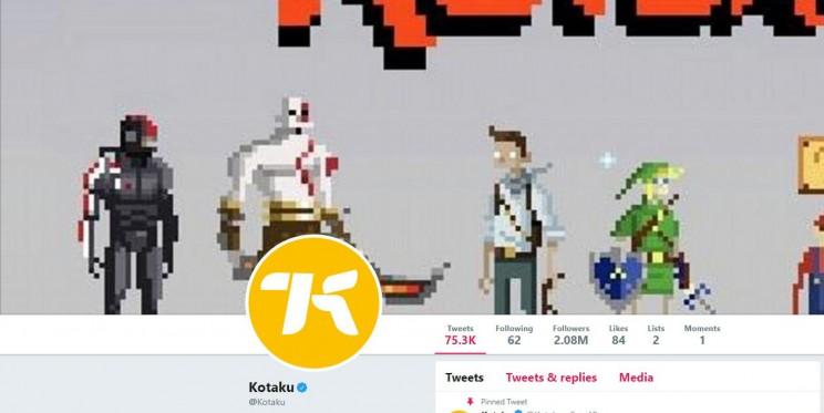 Kotaku Twitter Account