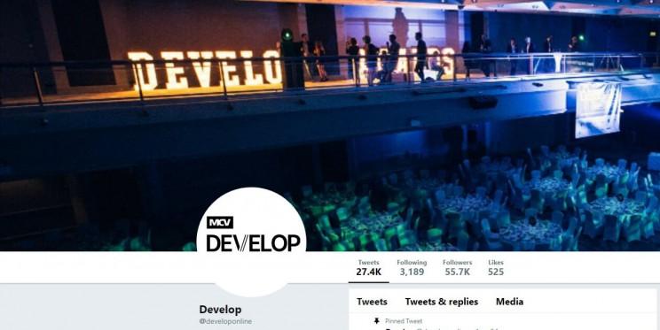 Develop Twitter Account