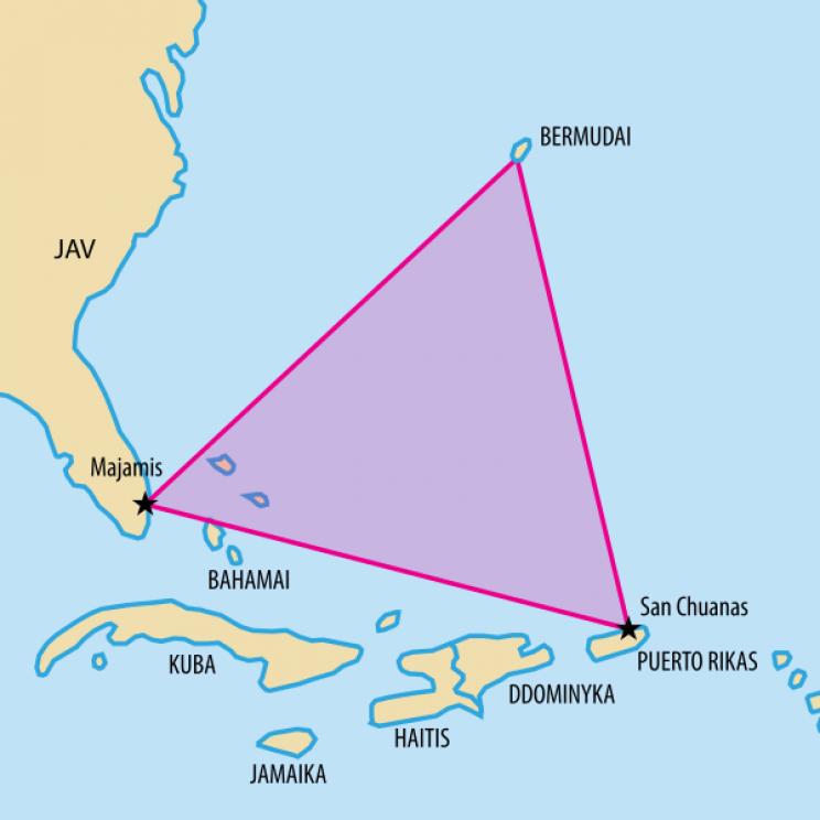 The Bermuda Triangle Mystery
