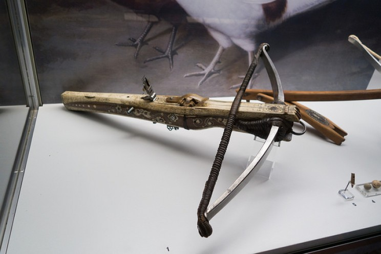Chinese inventions crossbow