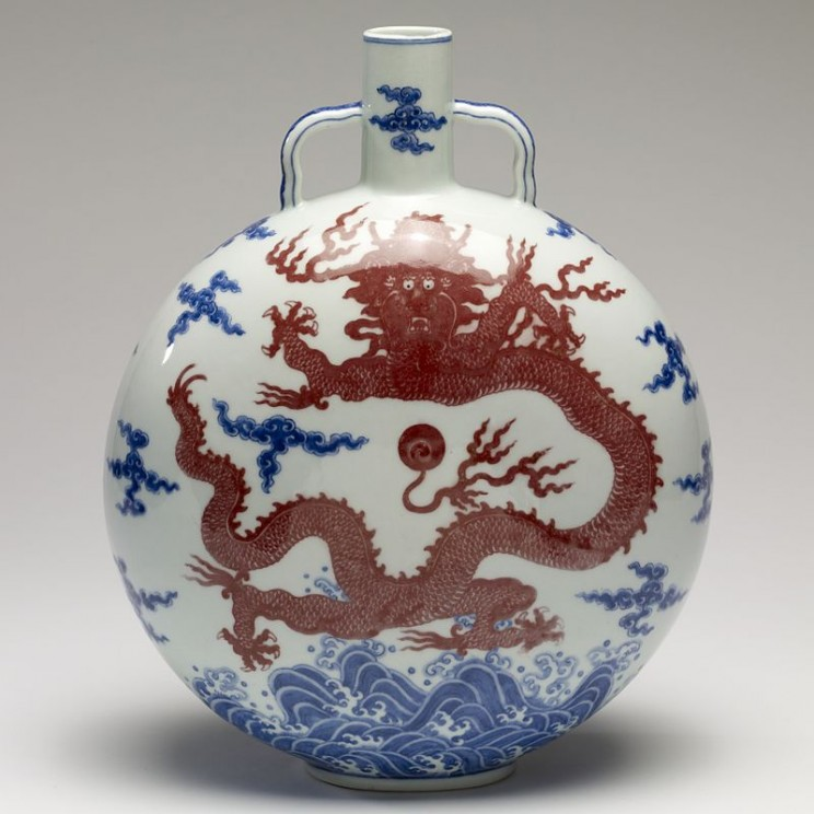 Chinese inventions porcelain