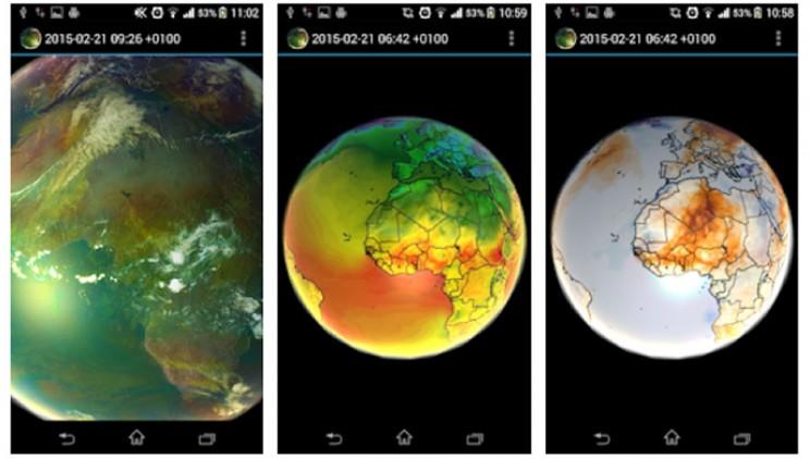 Earth Viewer