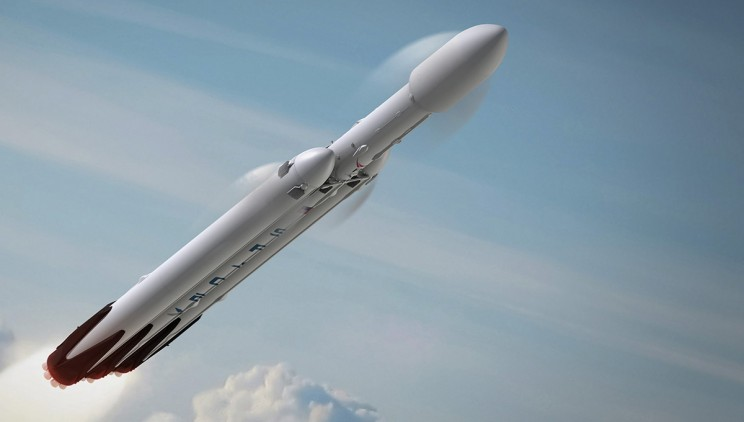 Pentagon OIG to Review SpaceX's Falcon Heavy Certification